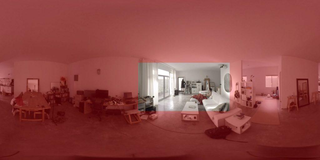 Монтаж виртуальной реальности